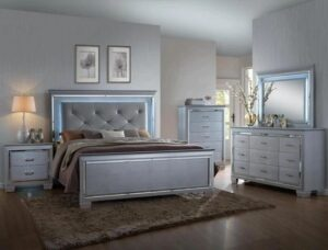 "#B7100 – The ""Lillian"" LED Bedroom"