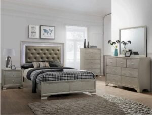 "#B4300 – The ""Lyssa"" LED Bedroom"