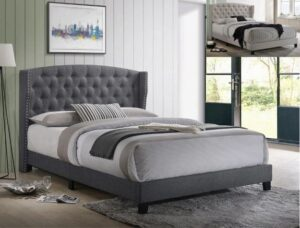"#5266 – The ""Rosemary"" Platform Bed"