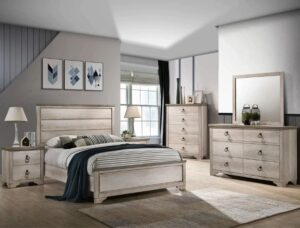 "#B3050 – The ""Patterson"" Panel Bedroom"
