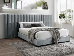 "#B4655BED – The ""Jardin"" Wall Bed"