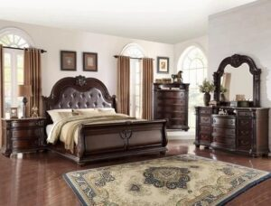 "#B1600 – The ""Stanley"" Sleigh Bedroom"