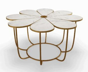 """The """"Flower"""" Cocktail Table"""