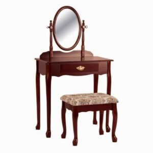 "#2209 – The ""Cherry"" Vanity Set"
