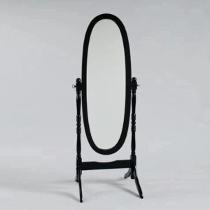 #2070 – The Cheval Mirror in Black