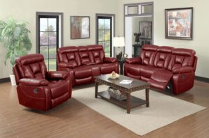 """#LRPX2007 – The """"Richton"""" Collection in Red"""