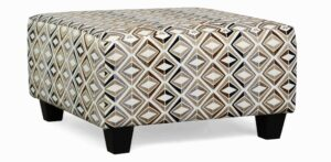 "#314 – The ""Alyssa"" Ottoman in Landmark Dust"