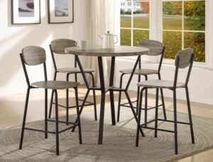 "#1730 – The ""Blake"" Counter-Height Dining Set"
