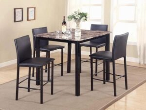 "#1817 – The ""Aiden"" Counter-Height Dining Set"