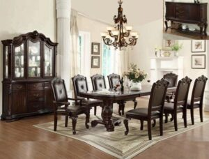 "#2150 – The ""Kiera"" Dining Set"