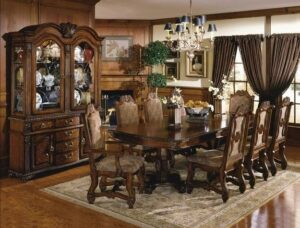 "#2400 – The ""Neo Renaissance"" Dining Set"