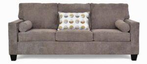 """#1260 – The """"Delilah"""" Sofa Set in Sorrento 100/Mandela Mineral Kaye"""