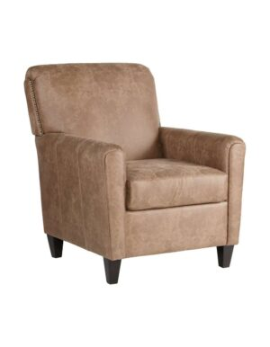 """#15C – The """"Jetson Ginger"""" Accent Chair"""