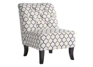 """#1650 – The """"Duval Party"""" Accent Chair"""