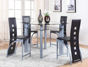 "#1770 – The ""Echo"" Counter-Height Dining Set"