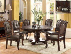 """#2150-60 – The """"Kiera"""" Round Dining Set"""