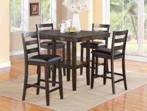 "#2630 – The ""Tahoe"" Counter-Height Dining Set"
