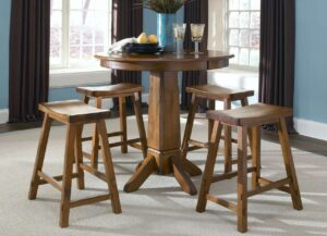 #38CD5PUB Counter-Height Dining Set