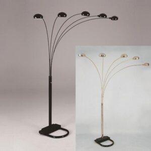 "#4888 – The ""Peacock"" Floor Lamp"