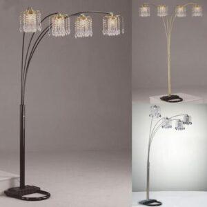 "#4893 – The ""Rain Drop"" Floor Lamp"
