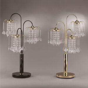 """#4895 – The """"Rain Drop"""" Table Lamp"""