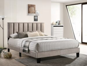 "#5155GY – The ""Lyric"" Platform Bed"
