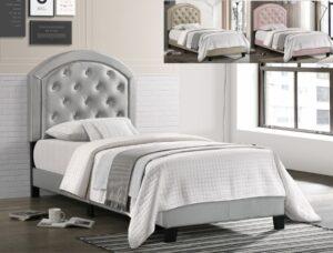 "#5269 – The ""Gaby"" Platform Bed"