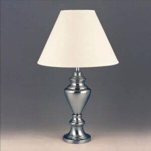 """#6118T – The """"Silver Urn"""" Table Lamp – Set of 2"""