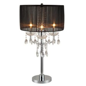 """#6121T – The """"Chandelier"""" Table Lamp – Set of 2"""