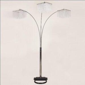 """#6217F – The """"Chandelier Trio"""" Floor Lamp"""