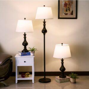 "#6242 – The ""Daya"" Lamp Set"