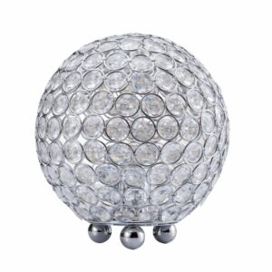 """#6252T – The """"Orb"""" Table Lamp – Set of 2"""
