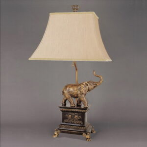 """#6268T – The """"Elephant"""" Table Lamp – Set of 2"""