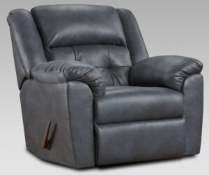 "#AF2550 – The ""Telluride"" Recliner in Indigo"