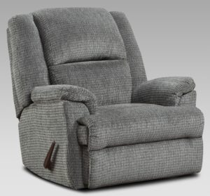 "#AF2600 – The ""Denali"" Recliner in Pewter"