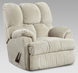 "#AF2770 – The ""Aurora"" Recliner in Beige"
