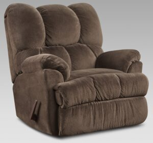 "#AF2770 – The ""Aurora"" Recliner in Chocolate"