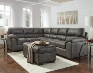 "#AF5650 – The ""Sequoia Ash"" Sectional"