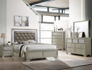 "#B4320 – The ""Landyn"" LED Bedroom"