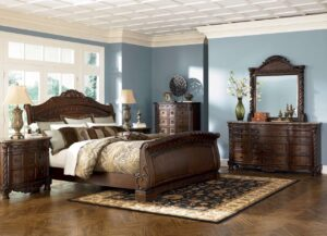 #B553BR Bedroom Collection