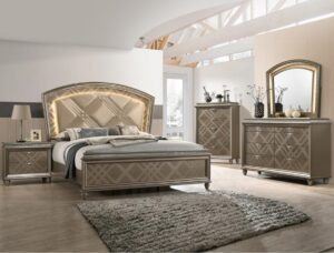 "#B7800 – The ""Cristal"" Bedroom"