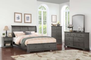 "#BR52458 – The ""Grey Cordova"" Storage Bedroom"