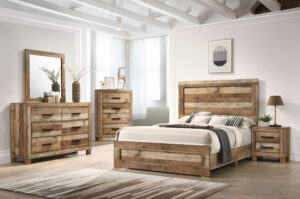 "#BR8311 – The ""Antique Natural"" Bedroom"