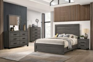 "#BR8321 – The ""Grey Panel"" Bedroom"