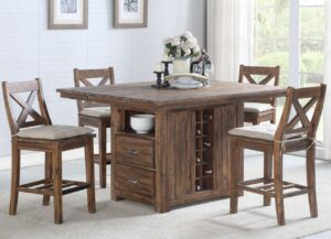 #D0526NKI Counter-Height Dining Set