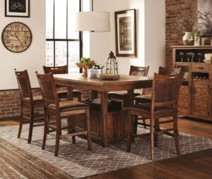 "#DIN1842P – The ""Jonah"" Counter-Height Dining Set"