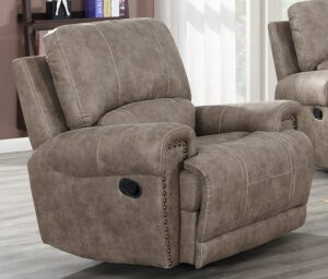 "#DL7149M – The ""Sussex Mushroom"" Recliner"