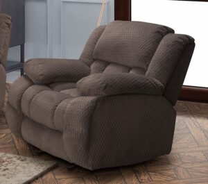 """#VPX2905 – The """"Comet Chocolate"""" Recliner"""