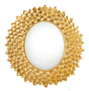 "The ""Destiny"" Gold Mirror"