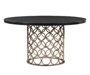 "The ""Valentina"" Round Dining Table"